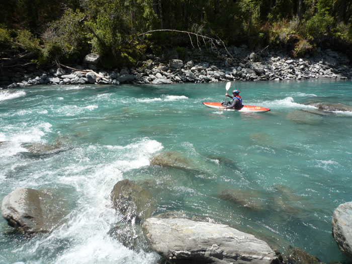 Waipara tramping and kayaking adventure